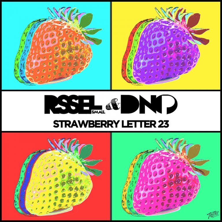 Strawberry Letter 23 Russell Small DNO P