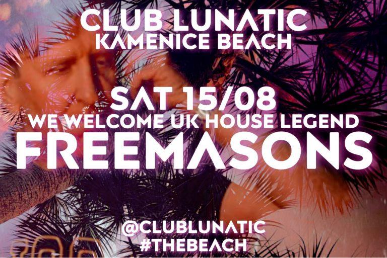 freemasons dj russell small at club lunatic