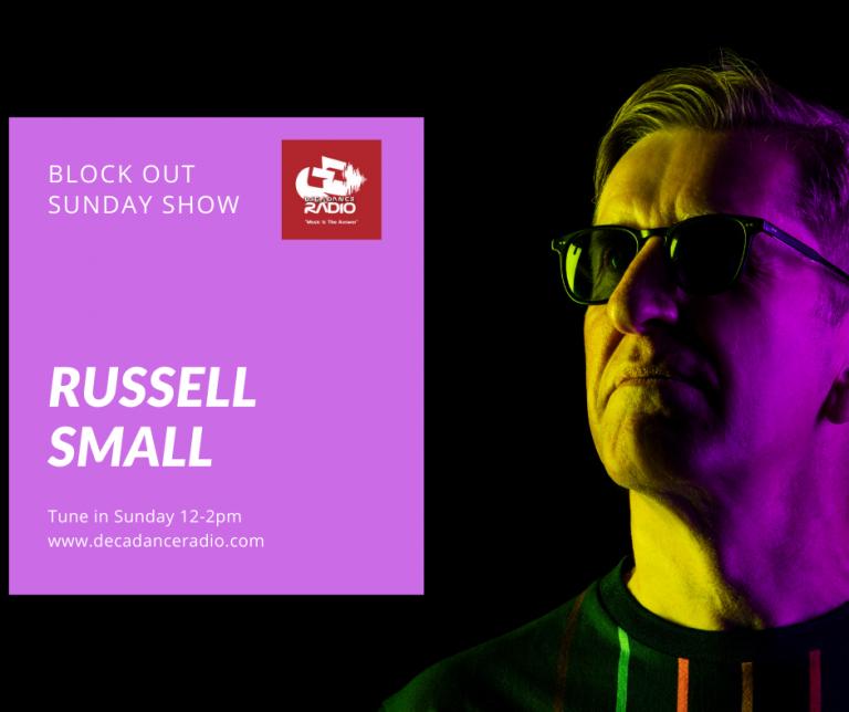Russell Small dj radio show