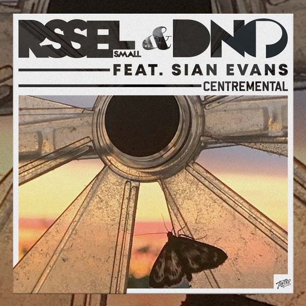Cover art for Centremental by Russell Small DNOP Sian Evans