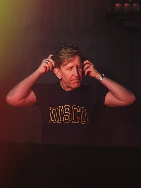 Russell Small DJ Disco Tee 2